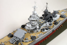 Richelieu Battleship