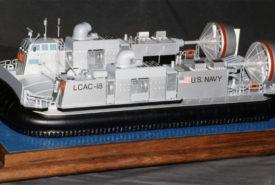 U. S. Navy Hovercraft
