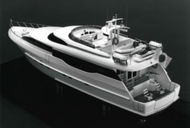 Yamaha Yacht